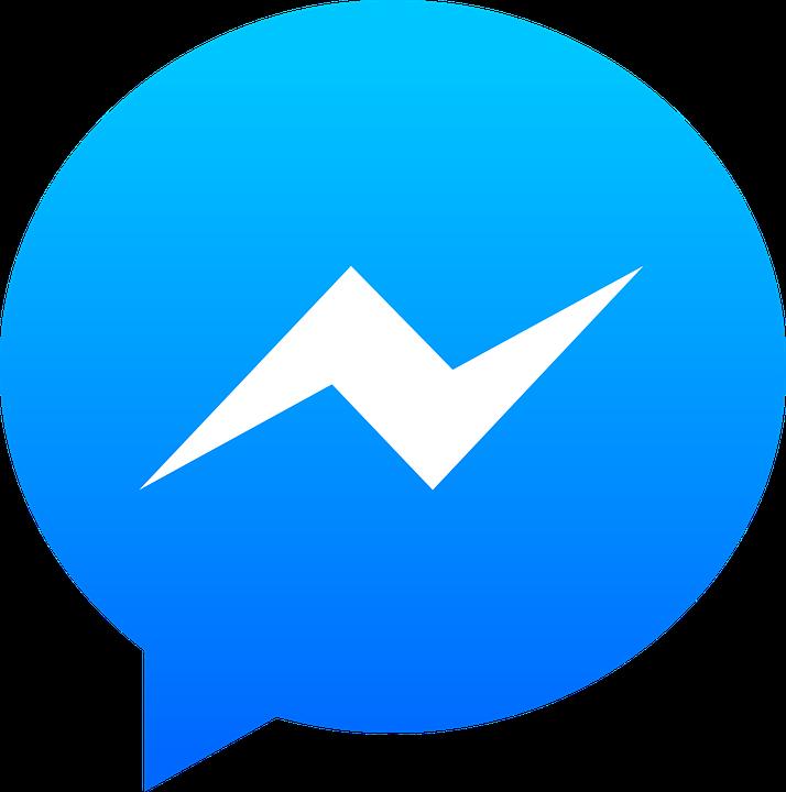 Envíanos un mensaje por Messenger